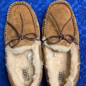 Ugg moccasin slipper